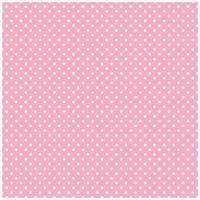 Pastel Pink Small Polka Dot Jumbo Gift Wrap 16ft
