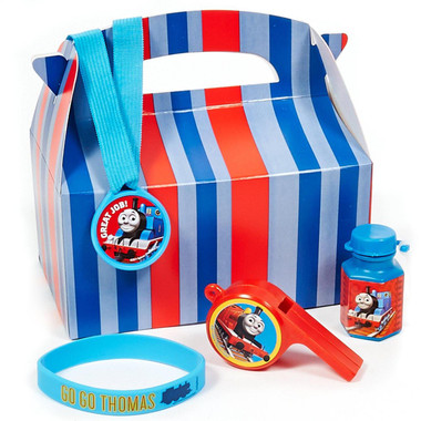 Thomas the Tank Engine Party Favor Box