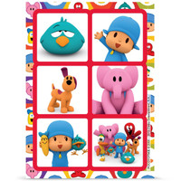 Pocoyo Stickers