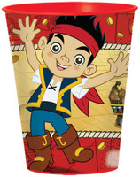 Disney Jake and the Never Land Pirates 16 oz Plastic Cup