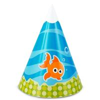 Goldfish Cone Hats