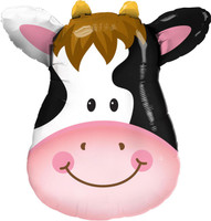 Cow Shaped Jumbo Foil Balloon (2)