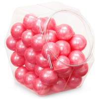 Shimmer Pink Gumballs