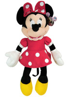 "Disney Minnie Plush (15"")"