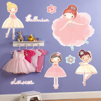 Ballerina Tutu Giant Wall Decals