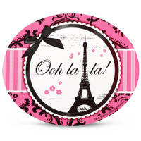 Paris Damask Sticker Sheets