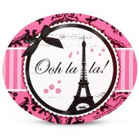 Paris Damask Sticker Sheets