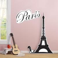 Paris Damask Standup