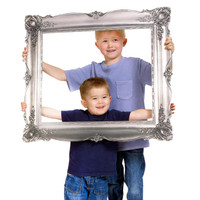 Antique Frames Photo Prop