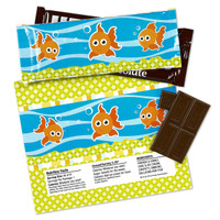 Goldfish Large Candy Bar Wrappers