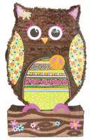 Owl Giant Pinata