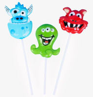 Monster Lollipops