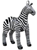 Inflatable Zebra (2)