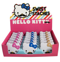 Hello Kitty Sweet Staches Candy Tin