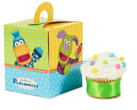 Pajanimals Cupcake Boxes