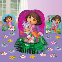Dora's Flower Adventure Table Decorating Kit