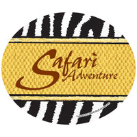 Safari Adventure Party Sticker Sheets