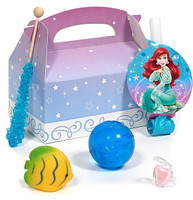 Disney The Little Mermaid Sparkle Party Favor Box