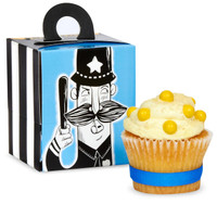 Cops and Robbers Party Cupcake Boxes