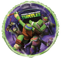 Nickelodeon Teenage Mutant Ninja Turtles Foil Balloon