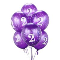 #2 Purple Balloons
