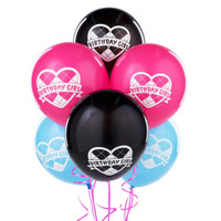 Monster High Latex Balloons
