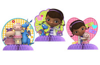 Disney Junior Doc McStuffins Tabletop Decorations