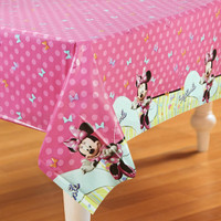Disney Minnie Dream Party Plastic Tablecover