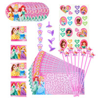 Disney Very Important Princess Dream Party - Party Favor Value Pack