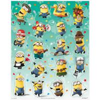 Minions Despicable Me - Sticker Sheets