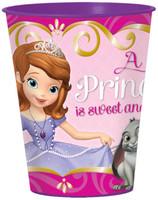 Disney Junior Sofia the First 16 oz. Plastic Cup