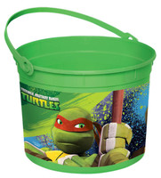 Teenage Mutant Ninja Turtles Plastic Bucket