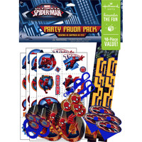 Spider Hero Party Favor Value Pack