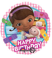 Disney Junior Doc McStuffins Foil Balloon