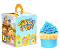 Tickety Toc Cupcake Boxes