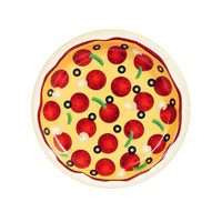 Itzza Pizza Party - Dessert Plates