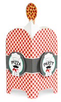 Itzza Pizza Party - Centerpiece