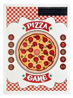 Itzza Pizza Game - Pin the Pepperoni on the Pizza