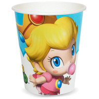 Super Mario Bros. Babies 9 oz. Paper Cups (8)