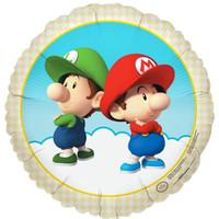 Super Mario Bros. Babies Foil Balloon