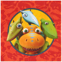 Dinosaur Train Lunch Napkins (20)