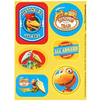 Dinosaur Train Sticker Sheets (4)