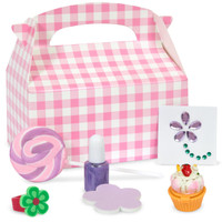 Pajama Party - Filled Party Favor Box