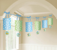 Disney Mickey 1st Birthday Paper Lantern Garland