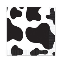 Cow Beverage Napkins