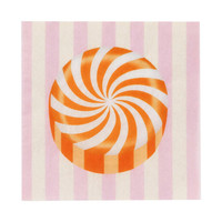 Candy Shoppe Beverage Napkins