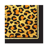 Safari Adventure Party Beverage Napkins