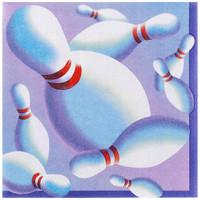 Bowling Napkins