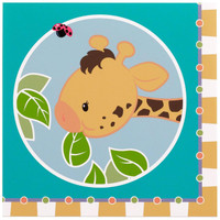 Giraffe Lunch Napkins