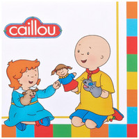 Caillou Lunch Napkins